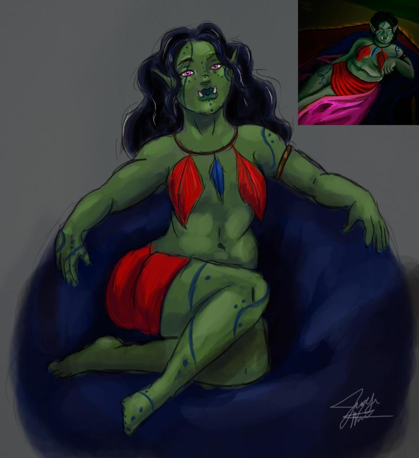 Orc by random-syhn