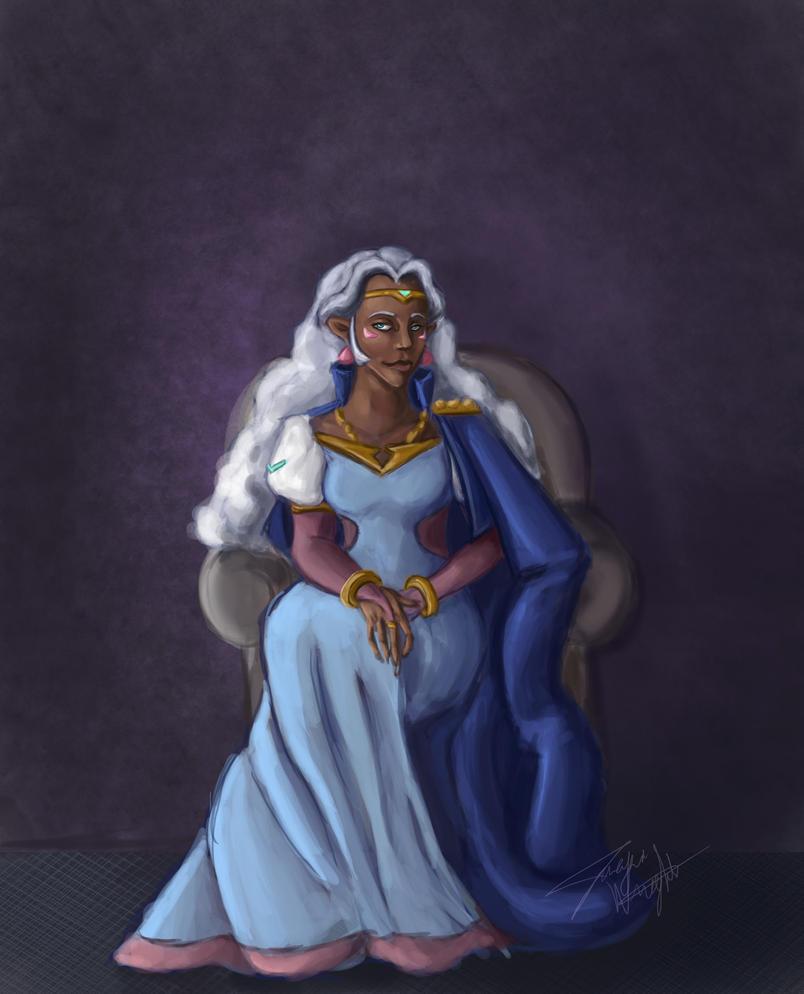 Queen Allura by random-syhn