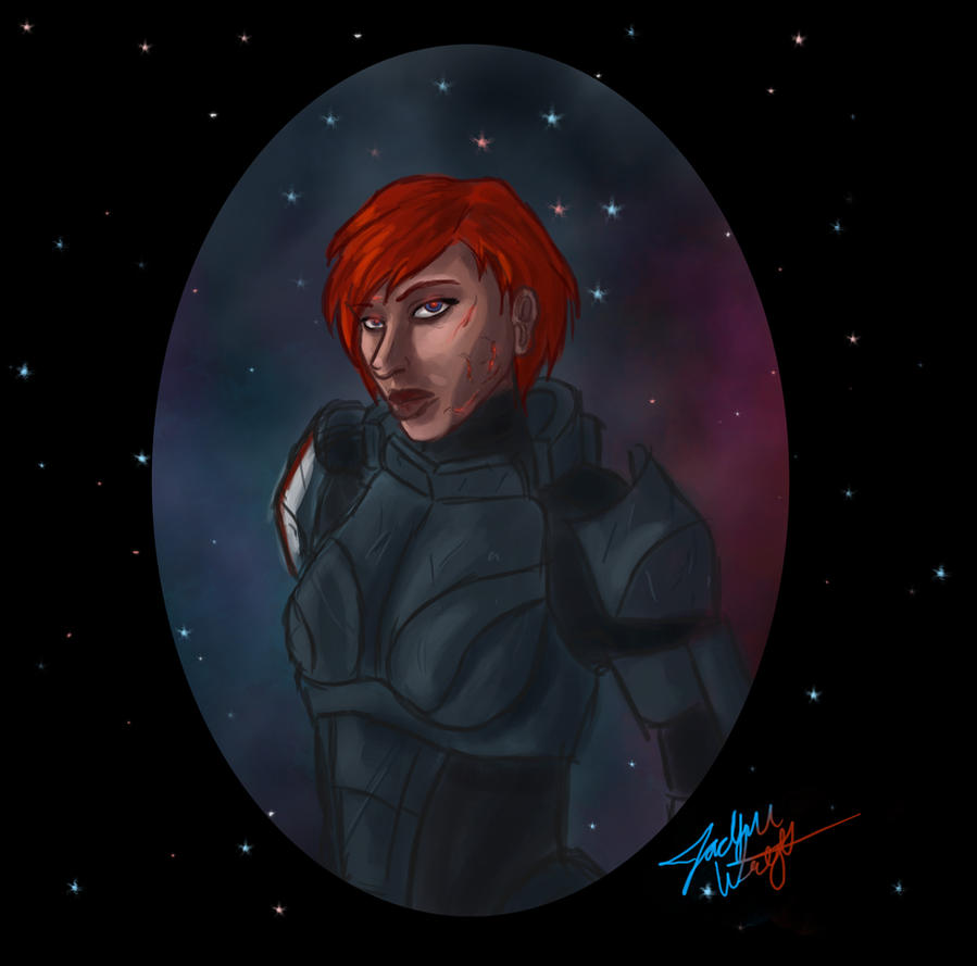 Shepard by random-syhn