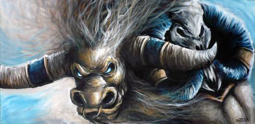 Fan Art World of Warcraft XXI by ArtByAntera