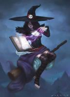 Witch by Warmics