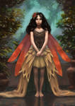Scolded Fairy