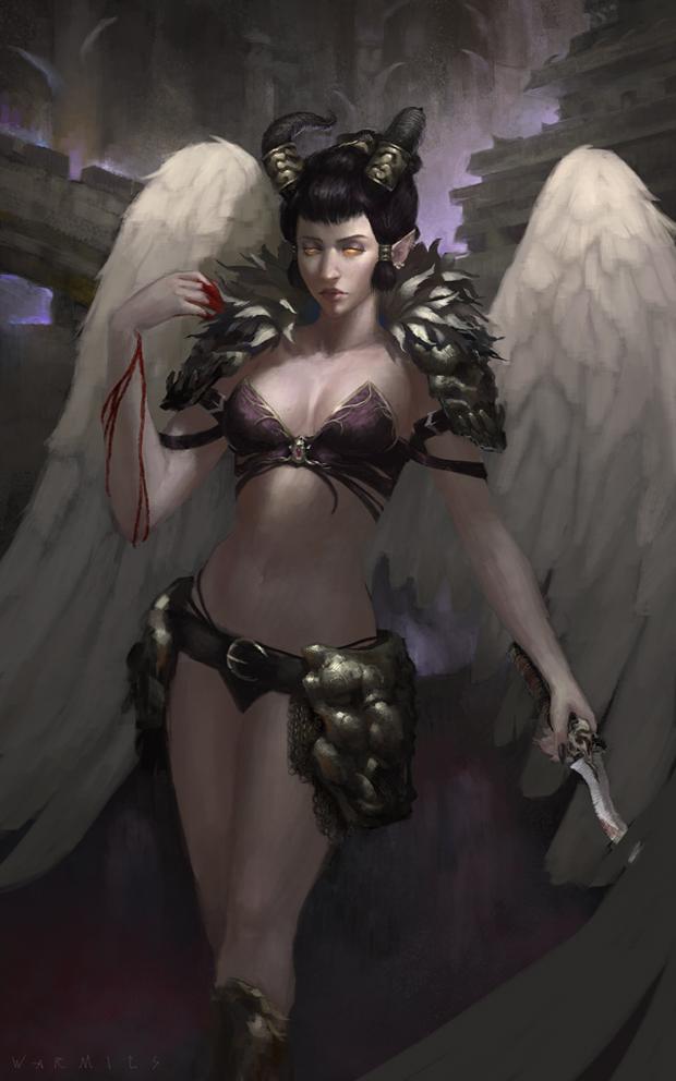 Demon's Blood by Warmics