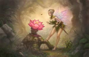 Skull Bloom Fairy