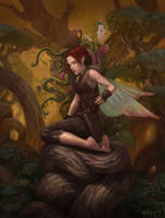 Bloodthorn Fairy