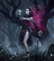 Fairy Skull by Warmics