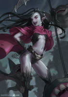 Elinora Anime by Warmics