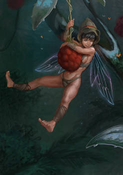 Day 34 - Fairy