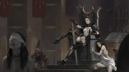 Saphia's Throne