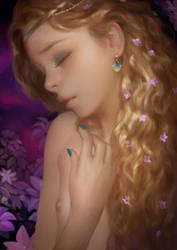Rapunzel by Warmics