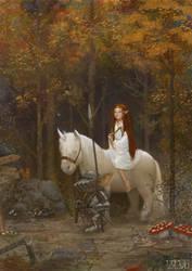 Princess Tiara Pony by Warmics