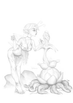 Work In Progress - Fairy