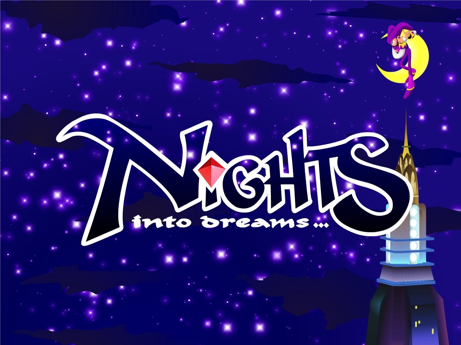 Nights Into Dreams Fanart - WP