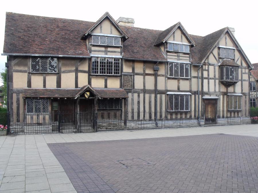 William Shakespeare home