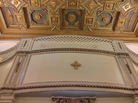 Chiesa del Purgatorio (Foggia) - interno 2