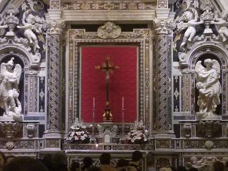 Chiesa del Purgatorio (Foggia) - interno 3