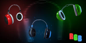 Headphones concept by J4RV