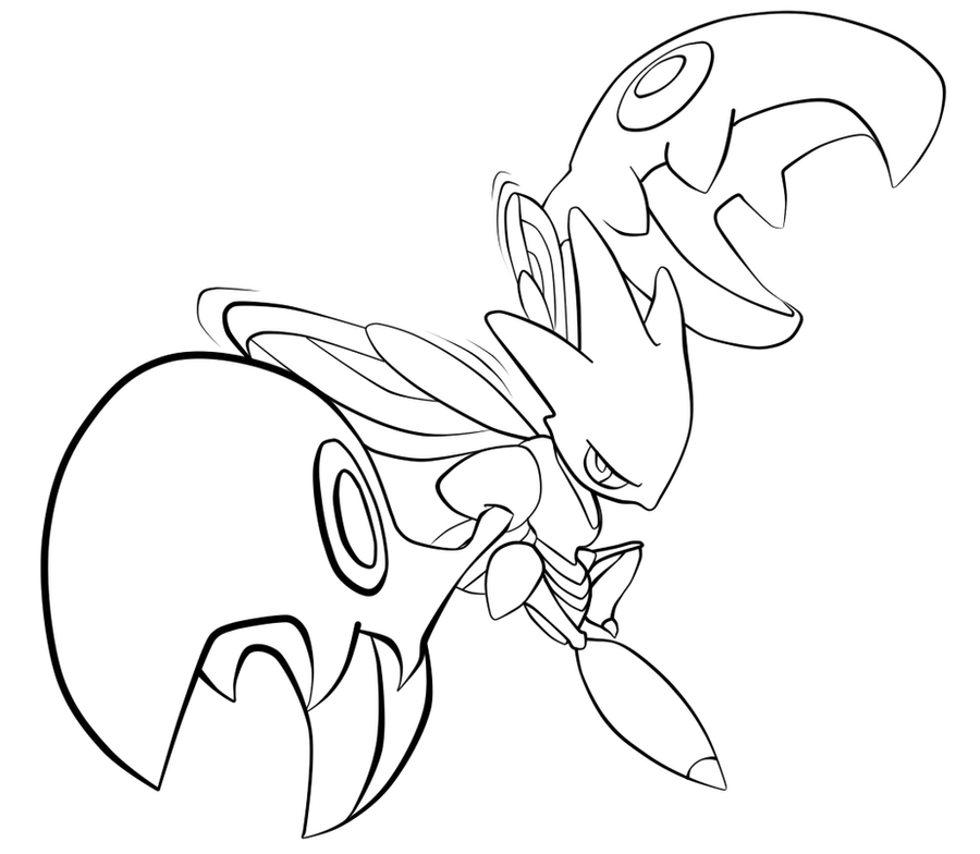 Lots Pokemon Coloring Page
