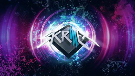 Skrillex Wallpaper by J4RV