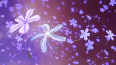 An angel's flower.