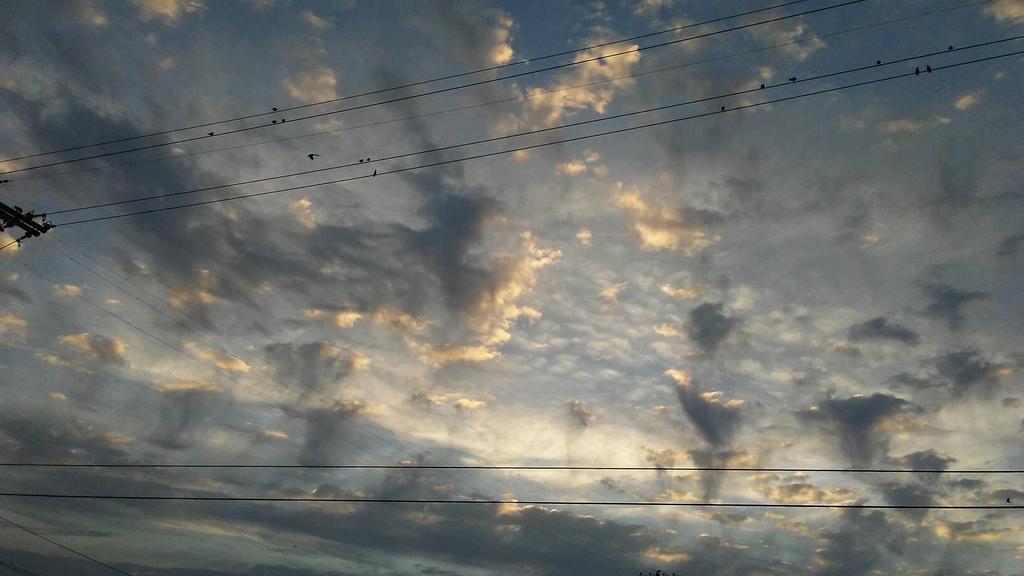 Beautiful Clouds by ladymelody1992