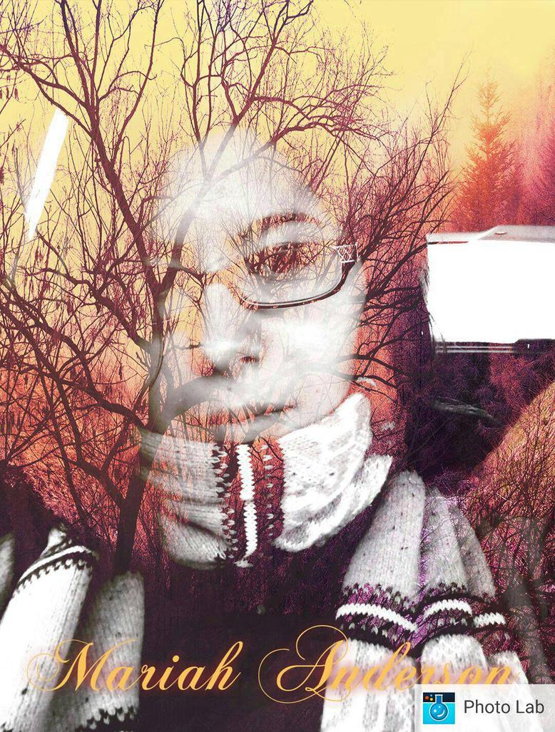 Self Portrait by ladymelody1992