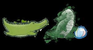 Chubby Gators