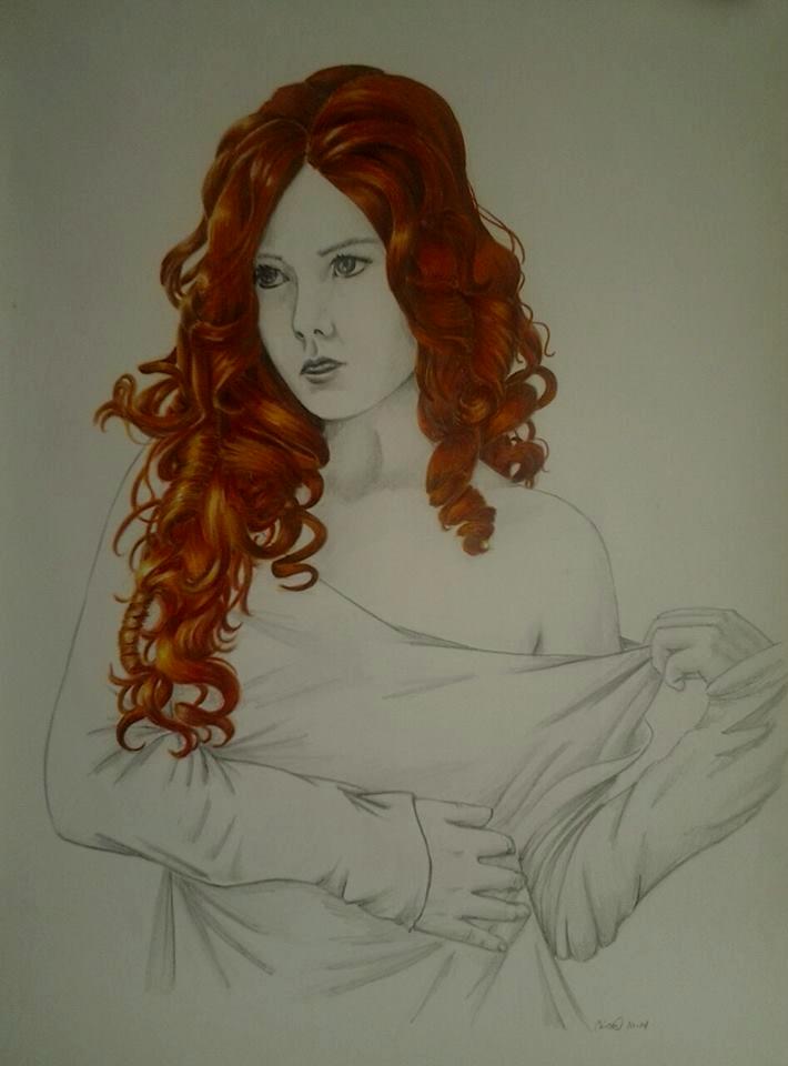 Redhead by talis13