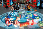 Disney Channel - Phineas and Ferb 3D Art