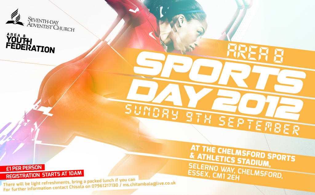 Area 8 sports day 2012 poster by jdadesigns on deviantart for Sport poster ideas
