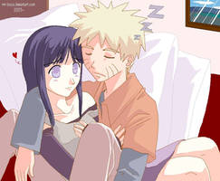 NaruHina Request by rm-tosca