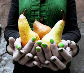 pears. by ang3llor3