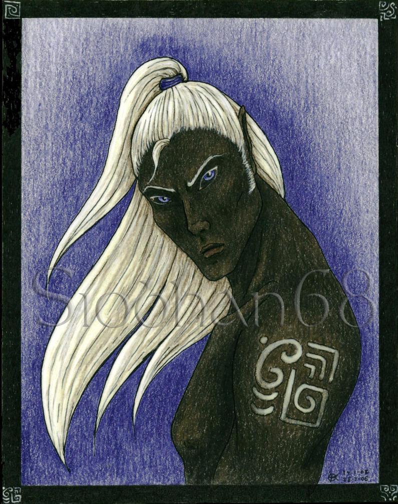 Cronachan Portrait by Siobhan68