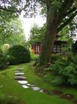 Japanese Garden Stock