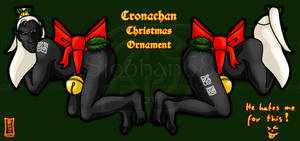 Cronachan Christmas Ornament