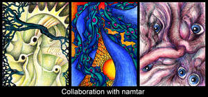 Collaboration with namtar