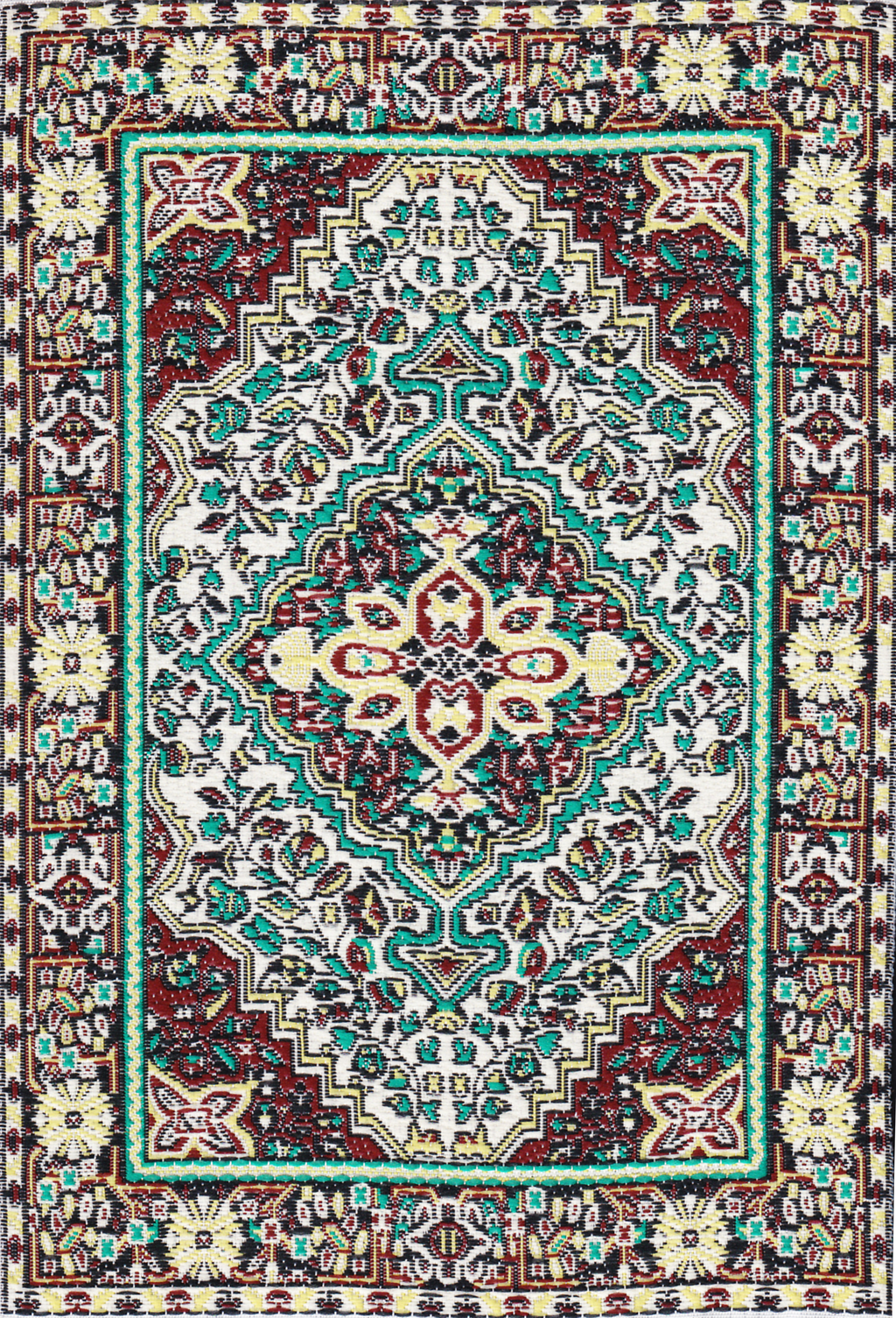 Turkish Carpet 4 by Siobhan68