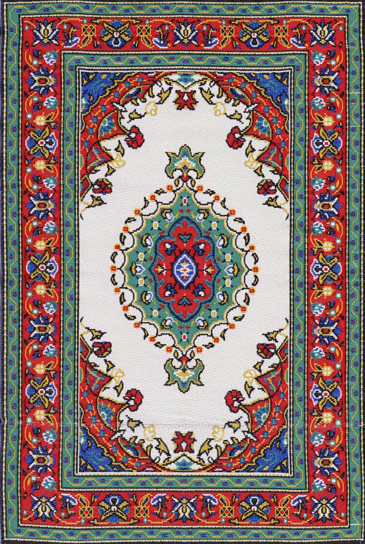 Turkish Carpet 1 By Siobhan68