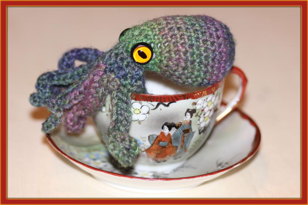 Octopus Amigurumi by Siobhan68