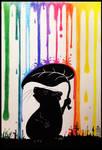 Regenbogenschweini
