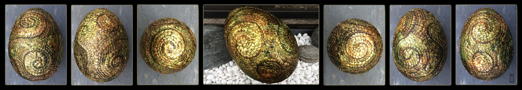 Dragonegg Details by Siobhan68