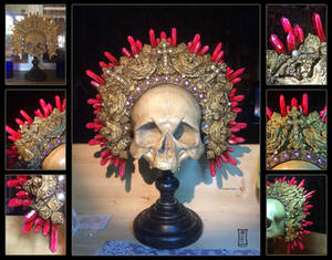 Crowned Skull pimped