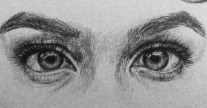 Self-Portrait of My Eyes