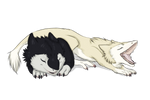 Sergal cubs