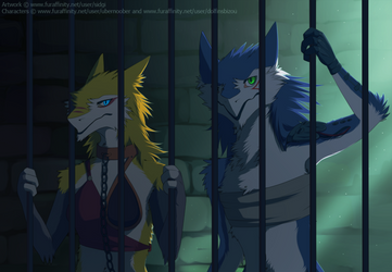 In prison by Sidgi