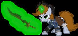 Littlepip's Sword