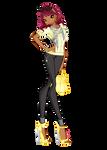 COM: Tabatha Outfit Design