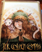 The Golden Compass by ALEXAst