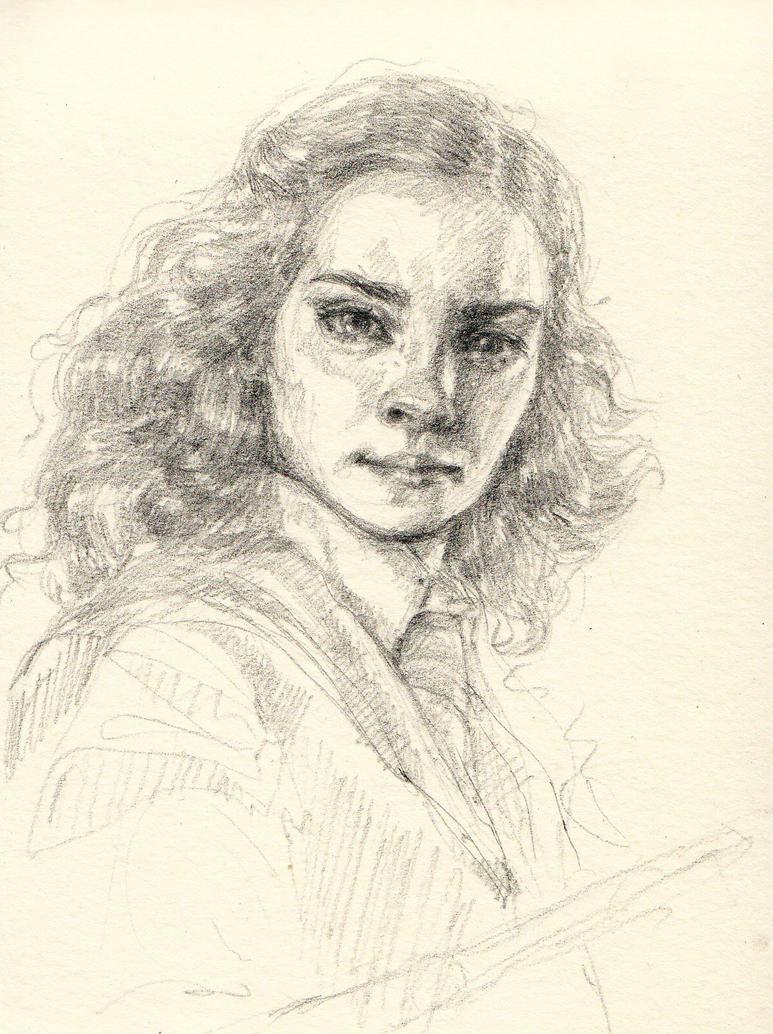 Hermione by ALEXAst
