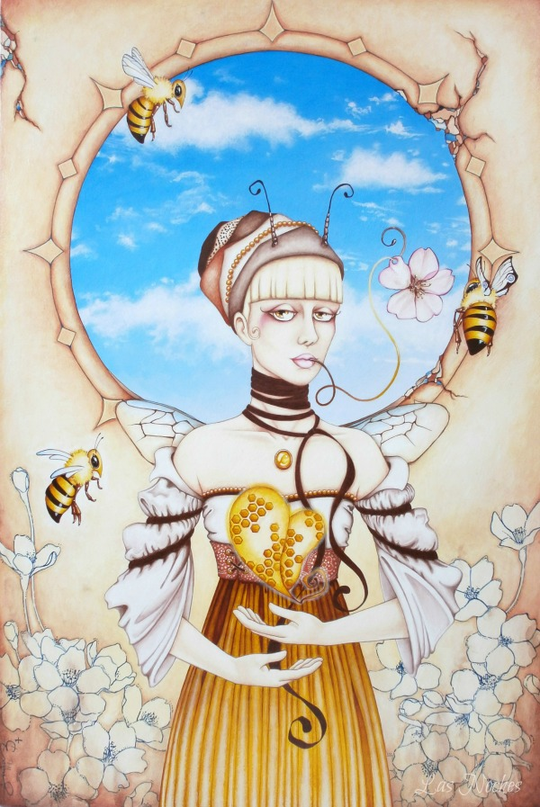 Queen Bee by LasNochesTheNights